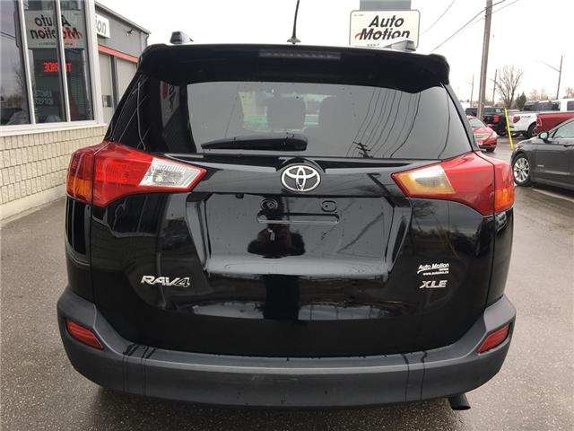 2014 Toyota RAV4 XLE (Stk: 19130) in Chatham - Image 7 of 20