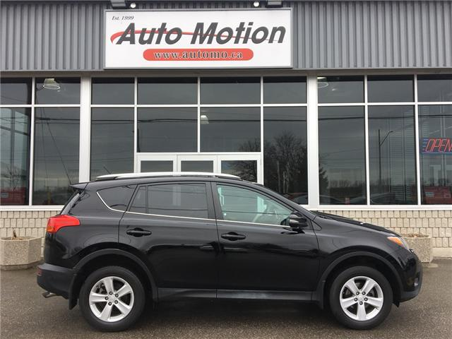 2014 Toyota RAV4 XLE (Stk: 19130) in Chatham - Image 3 of 20