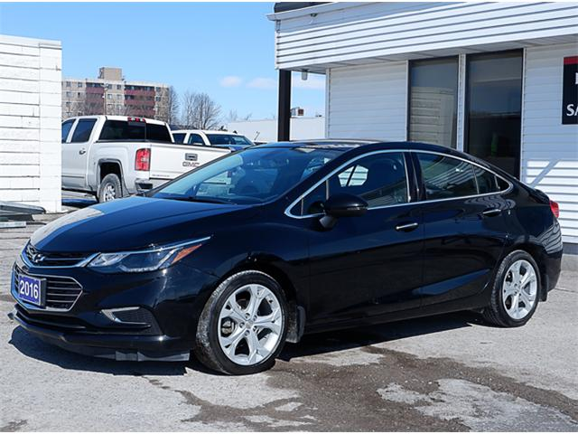 2016 Chevrolet Cruze Premier Auto (Stk: 19294A) in Peterborough - Image 2 of 20