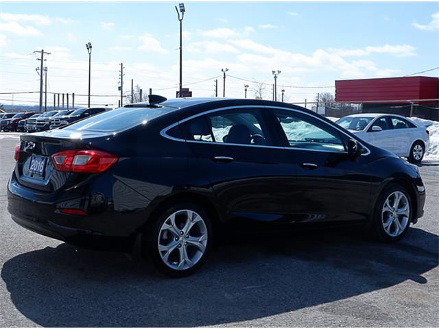 2016 Chevrolet Cruze Premier Auto (Stk: 19294A) in Peterborough - Image 7 of 20