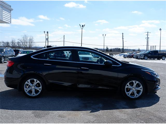 2016 Chevrolet Cruze Premier Auto (Stk: 19294A) in Peterborough - Image 8 of 20