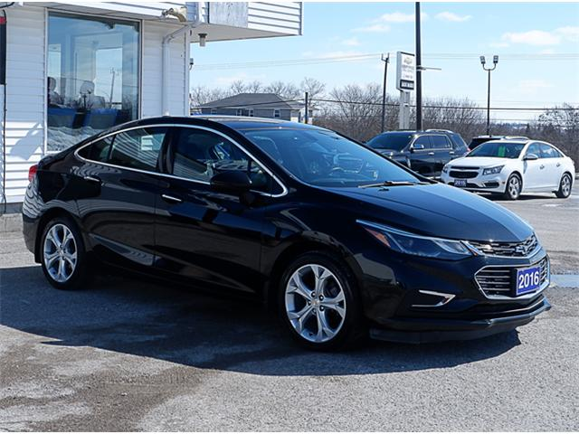 2016 Chevrolet Cruze Premier Auto (Stk: 19294A) in Peterborough - Image 10 of 20
