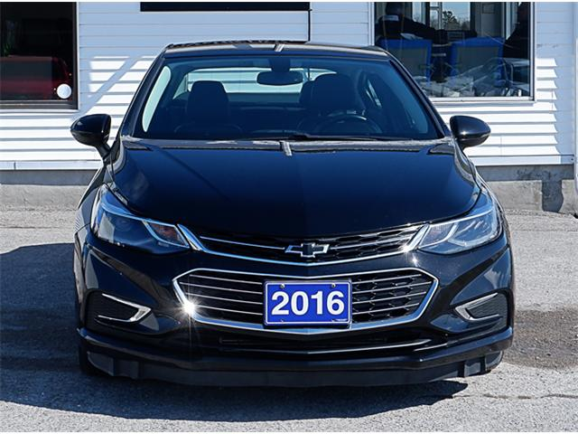 2016 Chevrolet Cruze Premier Auto (Stk: 19294A) in Peterborough - Image 11 of 20