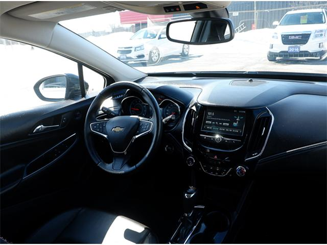 2016 Chevrolet Cruze Premier Auto (Stk: 19294A) in Peterborough - Image 16 of 20