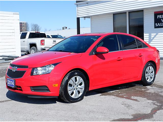 2014 Chevrolet Cruze 1LT (Stk: 19373A) in Peterborough - Image 2 of 19