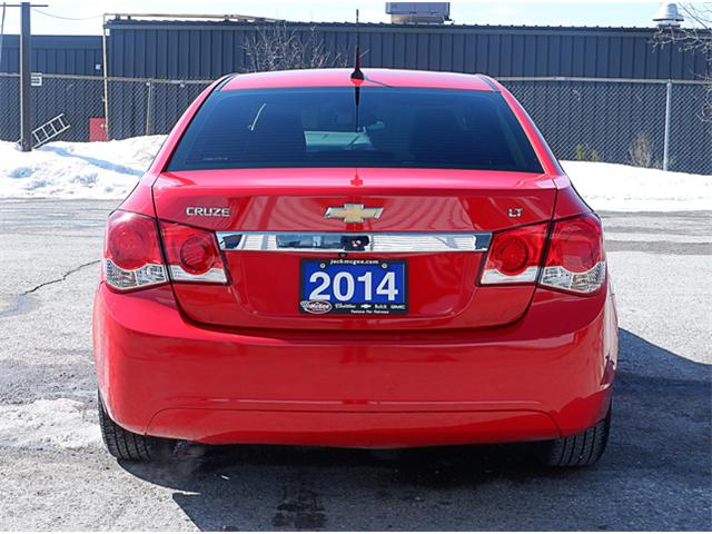 2014 Chevrolet Cruze 1LT (Stk: 19373A) in Peterborough - Image 6 of 19