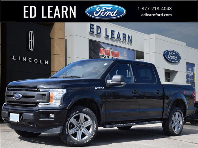 2019 Ford F-150 XLT (Stk: 19F1283) in St. Catharines - Image 1 of 21