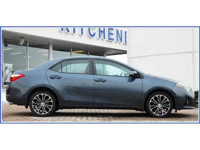 2015 Toyota Corolla S (Stk: 9F2380A) in Kitchener - Image 2 of 16