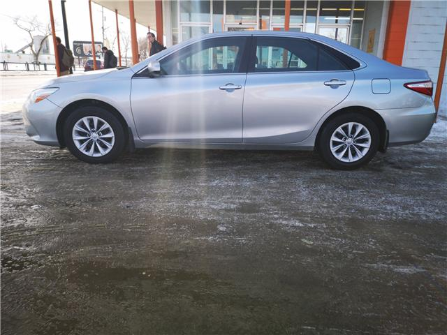 2015 Toyota Camry LE (Stk: F376) in Saskatoon - Image 3 of 18