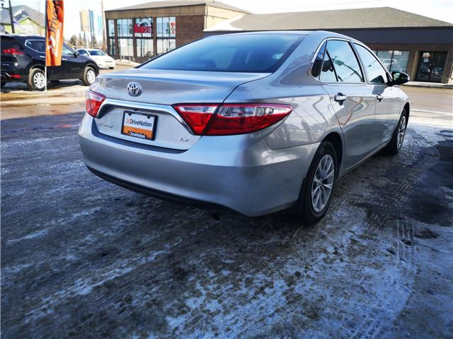 2015 Toyota Camry LE (Stk: F376) in Saskatoon - Image 7 of 18