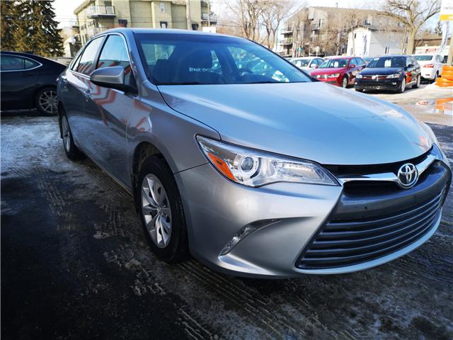 2015 Toyota Camry LE (Stk: F376) in Saskatoon - Image 4 of 18