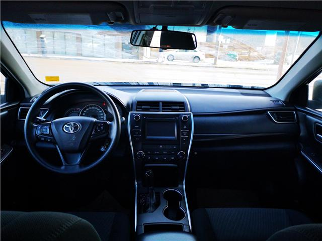 2015 Toyota Camry LE (Stk: F376) in Saskatoon - Image 11 of 18