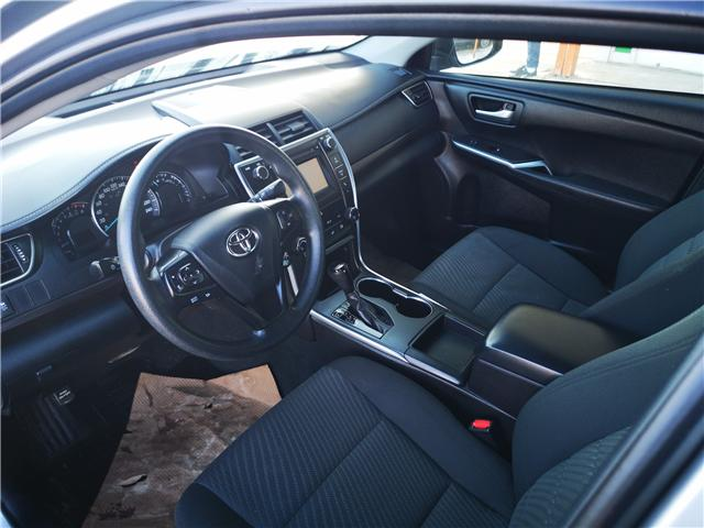 2015 Toyota Camry LE (Stk: F376) in Saskatoon - Image 12 of 18