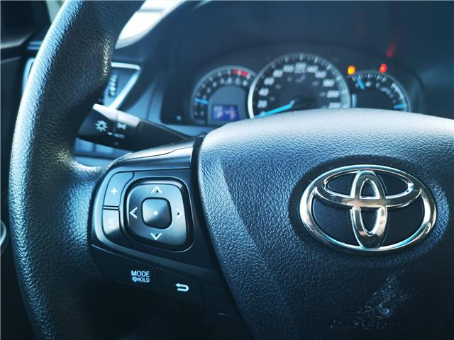 2015 Toyota Camry LE (Stk: F376) in Saskatoon - Image 15 of 18