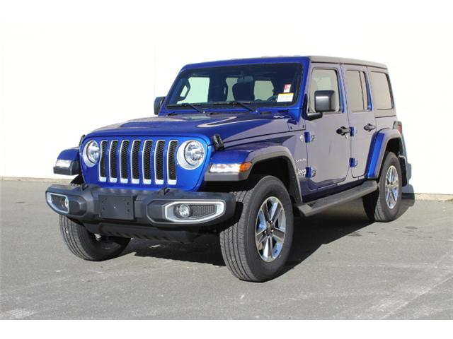 2019 Jeep Wrangler Unlimited Sahara (Stk: W578680) in Courtenay - Image 2 of 30