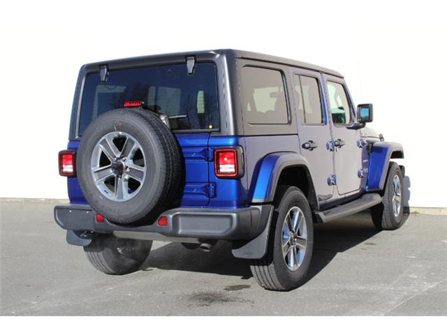 2019 Jeep Wrangler Unlimited Sahara (Stk: W578680) in Courtenay - Image 4 of 30