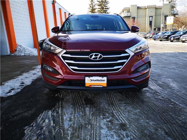 2018 Hyundai Tucson SE 2.0L (Stk: F410) in Saskatoon - Image 2 of 21