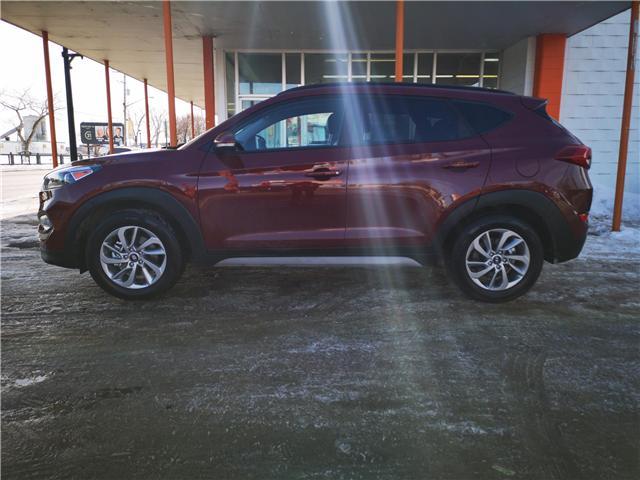 2018 Hyundai Tucson SE 2.0L (Stk: F410) in Saskatoon - Image 3 of 21