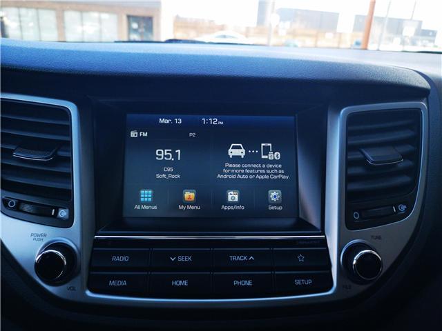 2018 Hyundai Tucson SE 2.0L (Stk: F410) in Saskatoon - Image 13 of 21
