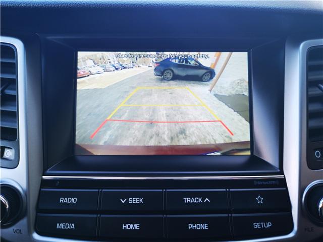2018 Hyundai Tucson SE 2.0L (Stk: F410) in Saskatoon - Image 14 of 21