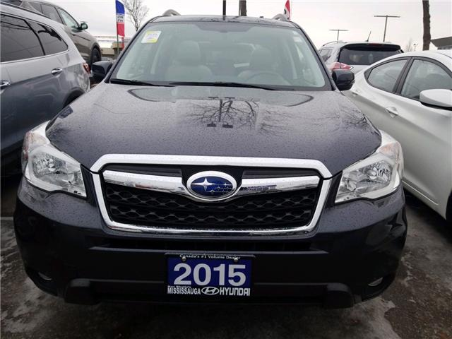 2015 Subaru Forester 2.5i Limited Package (Stk: OP10181) in Mississauga - Image 2 of 19