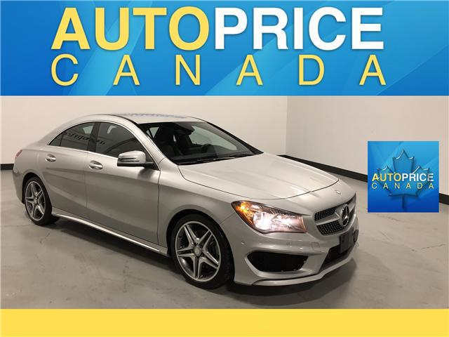 2015 Mercedes-Benz CLA-Class Base (Stk: B0161) in Mississauga - Image 1 of 26