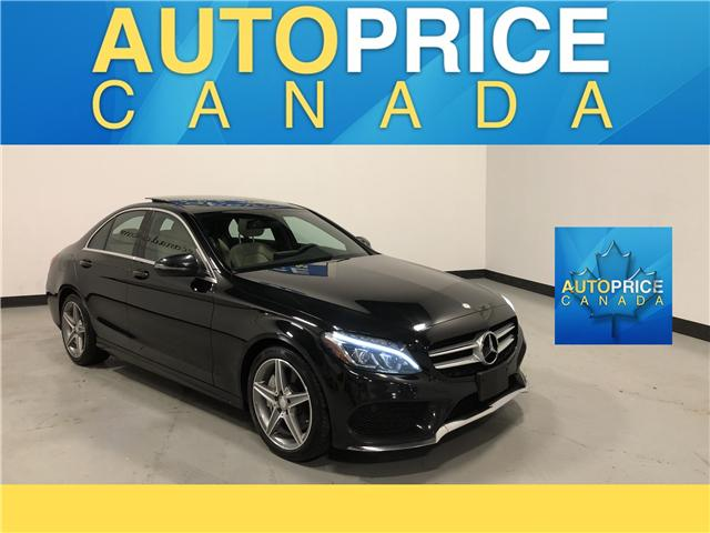 2016 Mercedes-Benz C-Class Base (Stk: W0130) in Mississauga - Image 1 of 27
