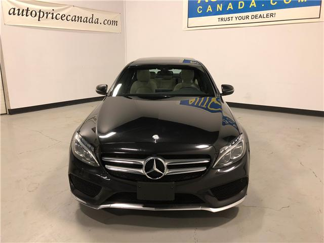 2016 Mercedes-Benz C-Class Base (Stk: W0130) in Mississauga - Image 2 of 27