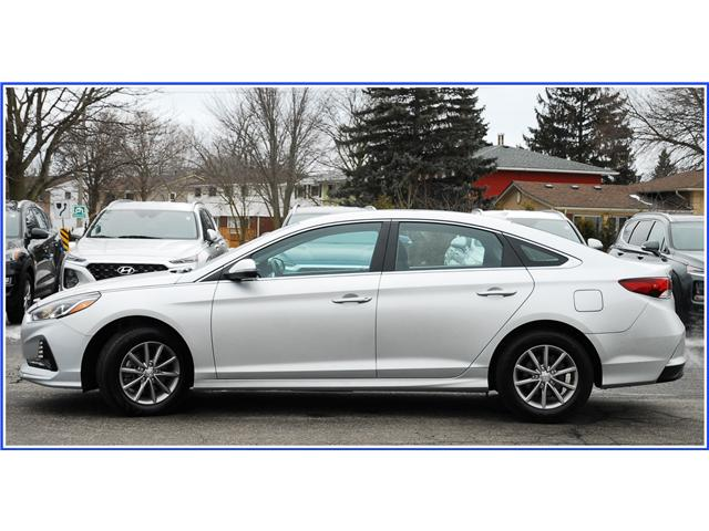 2019 Hyundai Sonata  (Stk: OP3847) in Kitchener - Image 3 of 14