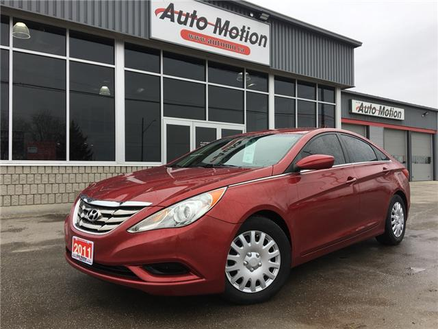 2011 Hyundai Sonata GLS (Stk: 19211) in Chatham - Image 1 of 17