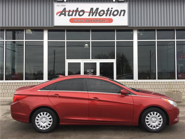 2011 Hyundai Sonata GLS (Stk: 19211) in Chatham - Image 2 of 17