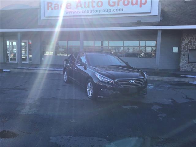 2017 Hyundai Sonata GLS (Stk: 16001A) in Dartmouth - Image 1 of 13