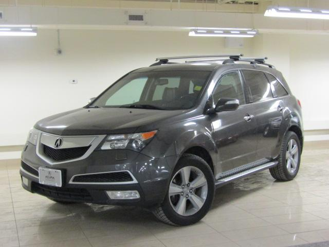 2012 Acura MDX Technology Package (Stk: M12284A) in Toronto - Image 1 of 33