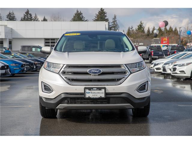2018 Ford Edge Titanium (Stk: 8ED6358) in Vancouver - Image 2 of 28