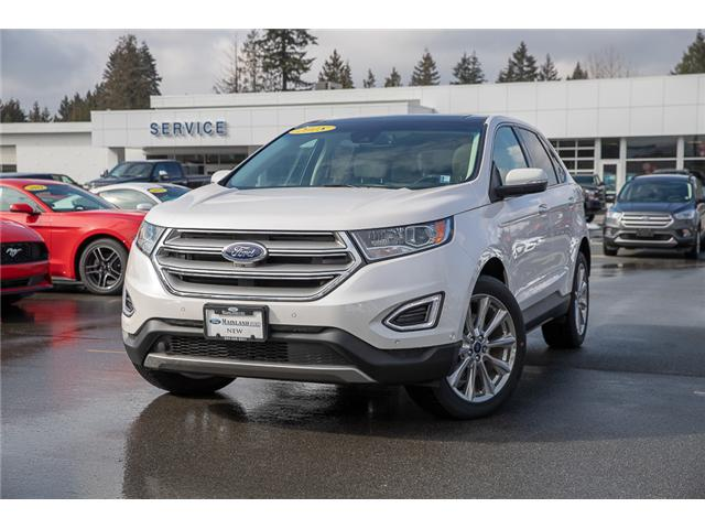 2018 Ford Edge Titanium (Stk: 8ED6358) in Vancouver - Image 3 of 28