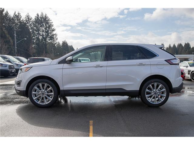 2018 Ford Edge Titanium (Stk: 8ED6358) in Vancouver - Image 4 of 28