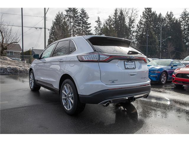 2018 Ford Edge Titanium (Stk: 8ED6358) in Vancouver - Image 5 of 28