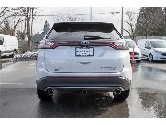 2018 Ford Edge Titanium (Stk: 8ED6358) in Vancouver - Image 6 of 28
