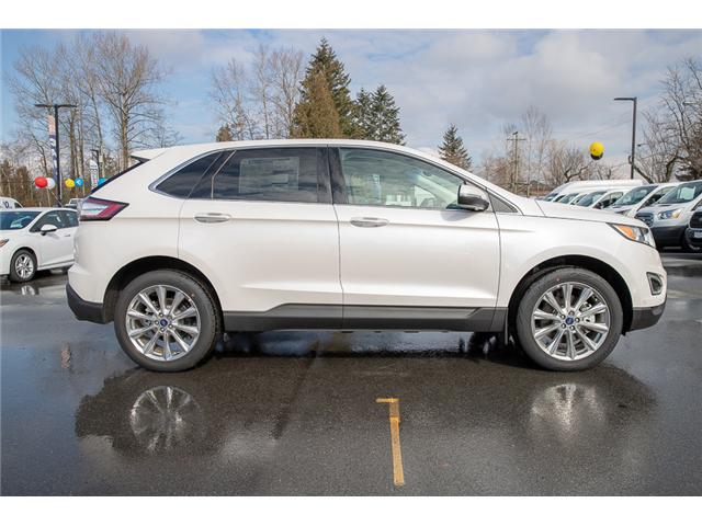 2018 Ford Edge Titanium (Stk: 8ED6358) in Vancouver - Image 8 of 28
