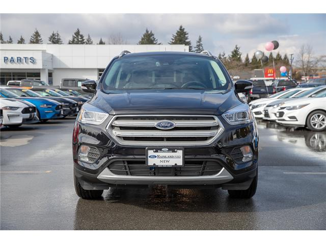 2019 Ford Escape Titanium (Stk: 9ES5939) in Vancouver - Image 2 of 27