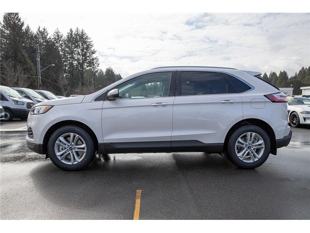 2019 Ford Edge SEL (Stk: 9ED8442) in Surrey - Image 4 of 28