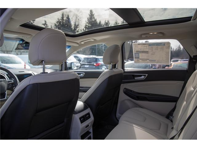 2018 Ford Edge Titanium (Stk: 8ED6358) in Vancouver - Image 12 of 28