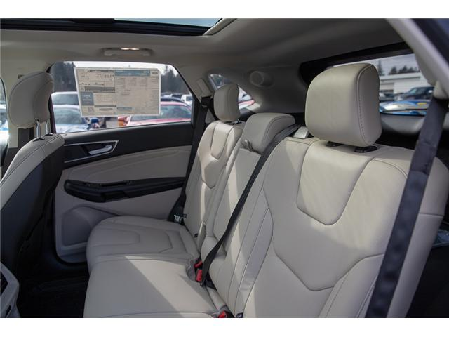 2018 Ford Edge Titanium (Stk: 8ED6358) in Vancouver - Image 13 of 28