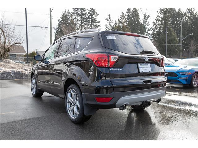 2019 Ford Escape Titanium (Stk: 9ES5939) in Vancouver - Image 5 of 27
