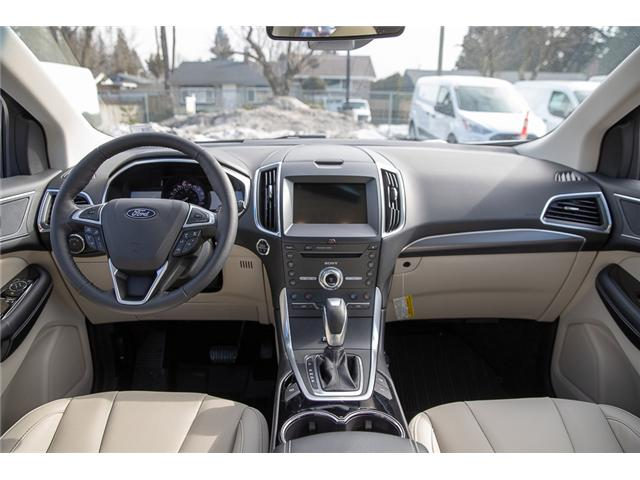 2018 Ford Edge Titanium (Stk: 8ED6358) in Vancouver - Image 14 of 28