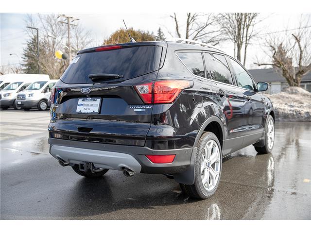 2019 Ford Escape Titanium (Stk: 9ES5939) in Surrey - Image 7 of 27