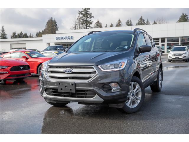 2019 Ford Escape SEL (Stk: 9ES7215) in Surrey - Image 3 of 28