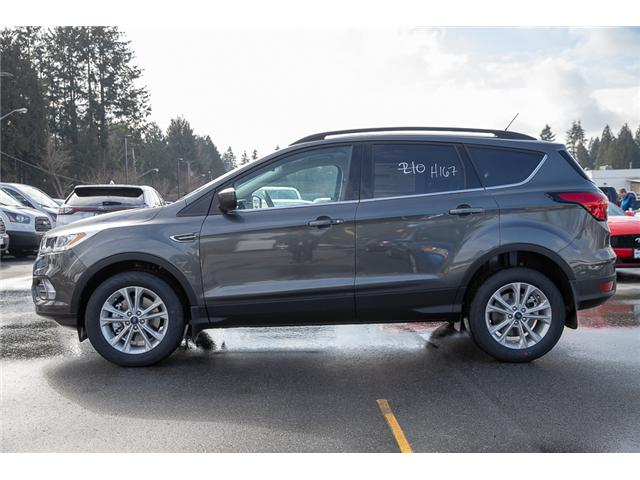 2019 Ford Escape SEL (Stk: 9ES7215) in Surrey - Image 4 of 28