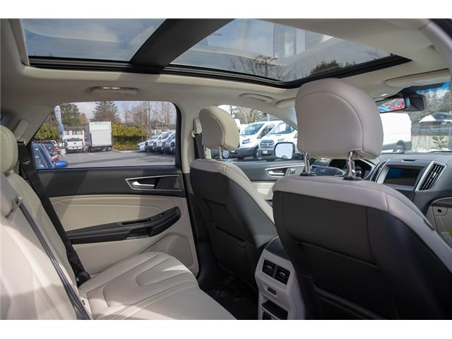 2018 Ford Edge Titanium (Stk: 8ED6358) in Vancouver - Image 17 of 28