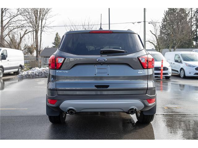 2019 Ford Escape SEL (Stk: 9ES7215) in Surrey - Image 6 of 28